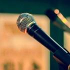 Presentatie houden zonder faalangst met gezonde spanning