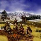 Prehistorische communicatie in digitaal tijdperk