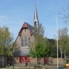 Sint Clemenskerk in Nes op Ameland - Brand en nasleep