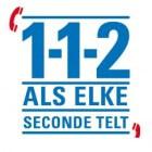 Alarmnummer 112 Europees geregeld: snelle hulp voor iedereen