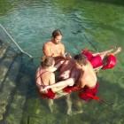 Beter voorkomen dan zwemmend redden