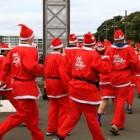 Santa Run: verkleed als kerstman lopen voor een goed doel