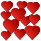 Valentijnsdag voor hem en haar