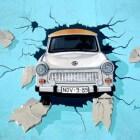 De Berlijnse muur; ontstaan en kenmerken