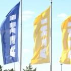 Vluchtelingenhuisje van Ikea
