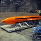MOAB-bom (GBU-43): de zwaarste bom van het Amerikaanse leger