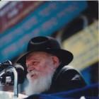 Religieuze Joden leren wijsheid van de wijze leraar