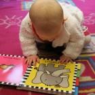 Samen met je baby boeken lezen