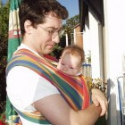Draagdoeken voor baby's en kleuters