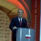 Donald Tusk, voorzitter van de Europese Raad
