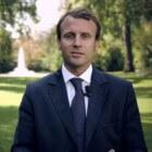 Wie is Emmanuel Macron, de president van Frankrijk in 2017?