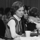 Rosalynn Carter: meer dan de First Lady van Jimmy Carter