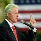 Bill Clinton, een typische man