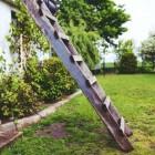 Bijgeloof en niet onder een ladder door