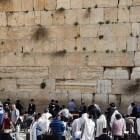 Waarom de Klaagmuur in Jeruzalem heilig is voor Joden