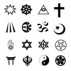 Religies – De Grote Vijf geloven en hun leefregels