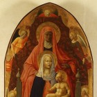 Sint Anna � moeder van Maria en oma van Jezus