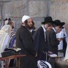 In een Joods leven: van geboorte tot aan de dood
