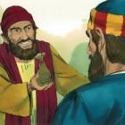 3 Johannes 1:7 - Waarom niets van de heidenen aannemen?