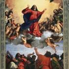 De Onbevlekte Ontvangenis en de Tenhemelopneming van Maria