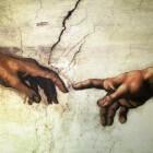 De mens geschapen naar het beeld van God (Imago Dei)