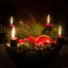 Oorsprong en gebruik van adventskaarsen