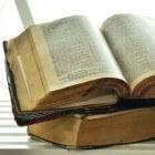 De eerste vijf boeken van de bijbel