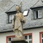 Sint Lullus: de opvolger van Bonifatius als aartsbisschop