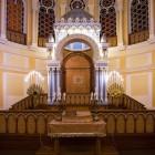 De synagoge: interieur, belangrijke personen en boeken