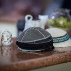 Religieuze plicht Joodse man een kippa (keppeltje) te dragen