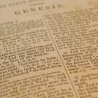 Genesis: De zondeval + het doel van de schepping van de mens