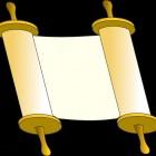 Bijbel (Tenach) - Boekrollen
