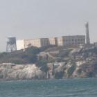 De sluiting van de gevangenis op Alcatraz Eiland