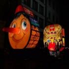 Carnaval in de Zwitserse stad Basel