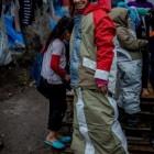 De Sheltersuit van Bas Timmer: winterjas en slaapzak ineen