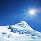 Door het ijs gezakt, wat moet je doen?