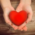 Valentijnsdag. Zelf een valentijnskaart maken