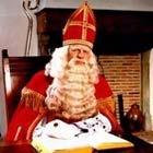 Sinterklaas bij kleuters