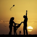 Een scheiding treft ook de betrokken kinderen heel hard