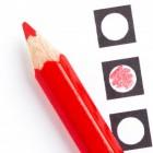 Stemmen, verkiezingen, partij keuze, kandidaat en motivatie