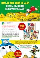 ABN AMRO en Donald Duck / Bron: Donald Duck