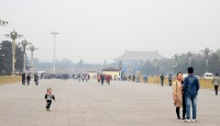 Tiananmen Square / Bron: Gwydion M. Williams, Flickr (CC BY-2.0)