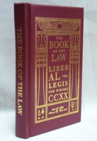 The Book of the Law (<I>Liber Al vel Legis</I>) / Bron: Aleister Crowley, Wikimedia Commons (Publiek domein)