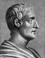 <STRONG>Cornelius Tacitus</STRONG> / Bron: Grolier Society, Wikimedia Commons (Publiek domein)