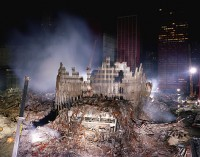 Ground zero / Bron: Publiek domein, Wikimedia Commons (PD)